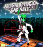 Alien Disco Safari by petersen1973