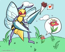 Will you be my Honeybee? - PokedeXY - Day One by TokenDuelist