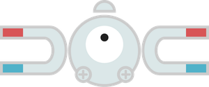 Magnemite by Justin-Hoffman