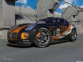 Pontiac Solstice tuned 3 by cipriany