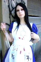 Alice Liddell Cosplay 2 by LucyIeech