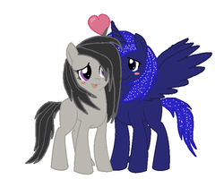 Commission: Artemis and Octavia by Snuggle247