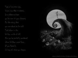 The Nightmare Before Xmas... by Yohao88