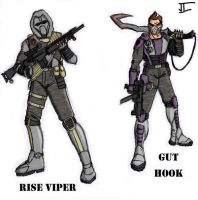 Rise Viper Double by Bad-People