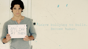 TYLER POSEY -anti-bullying by mishulka