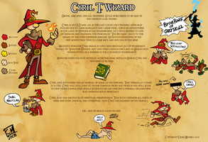 Cyril T. Wizard Reference by CyrilTheWizard