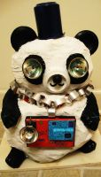 Recycled Club Panda by CayleyAlaina