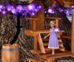 Magic Treehouse by merrygrannyde