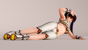 3DS Render Request: Lei Fang by x2gon