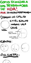 tutorial personajes HDA by rainbowmostacho