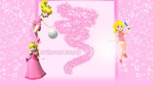 Free Peach Youtube BG by fhhrnro