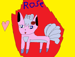 Rose by LadyDelaisol