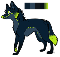 Adoptable 1 [Sold] by Spottoxic