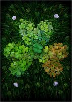 Shamrock by jeshannon