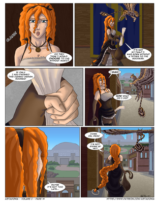 Astagonia - Volume I - Page 14 by CelesteSaatchi
