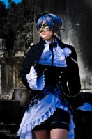 Young Master by Indefinitefotography