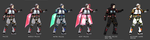 Character Concepts by Brantonisme