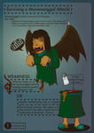 Surviving a Manananggal Attack! by jssooonnnn