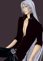 Sephiroth by BlindLollipop