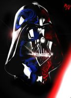 Darth Vader Mask_02 by AlexBaxtheDarkSide