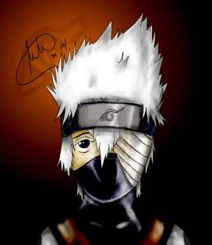 Kid Kakashi by MarcSantana
