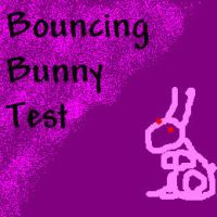 bouncing ball bunny test by little-red-page
