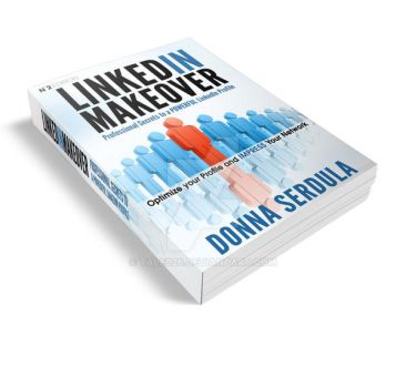 LinkedIN Makeover book cover by tale026