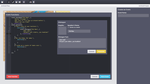 [WIP] Vorge Event Editor by ndugger