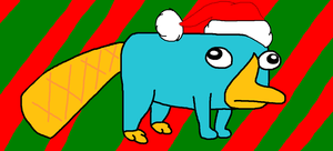 Wish you a Perry Christmas XD by DPpuppy