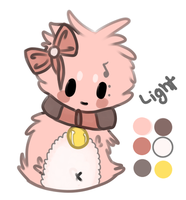 Custom: Lolita Blob~ by xMissLight