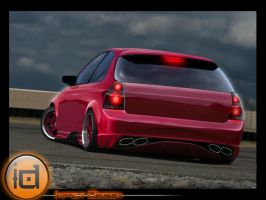 Impact Design Honda Civic HB by Imp4ctDesign