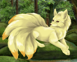 NINETALES by SugarMutt