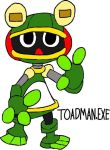 Toadman.EXE by tanlisette