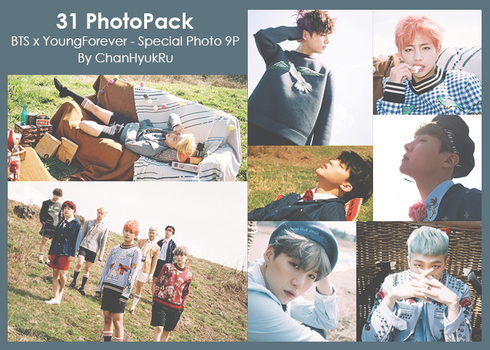 31 / BTS x YoungForever - Special Photo PhotoPack by ChanHyukRu