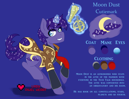 Moon Dust Reference Sheet by chris9801