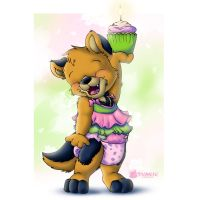 is it MY birfday!! by Tavi-Munk