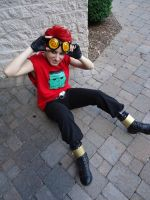 Jack Spicer's Evil Day Off by PrinceRaMMYz