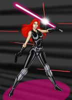 Better Than Vader - Mara Jade by JosephB222