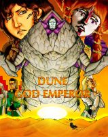 Dune: God Emperor by jackhagman03