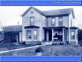 Home Sweet Home - WW191 by frotton