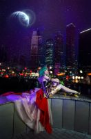 Macross Frontier :: Ranka Lee by UselessDevice
