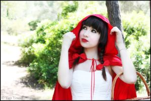 Little Red Riding Hood by mond-kind