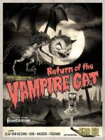 Return of the Vampire Cat... by Weird--Girl