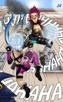 Here Comes Vi - Chapter 1 - 28 by SahiraC