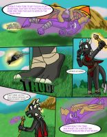 The Adventures of Spyro and Company 1-6 by aPAULo17