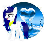 (Points gift) Mlp Water Drop pagedoll by Kawaiirainbow220