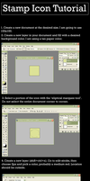 Stamp Icon Tutorial by Merchant-Of-Death