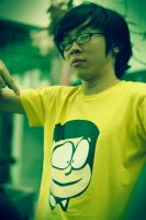 Nobita by Astridious