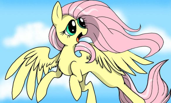 Fluttershy by PinkieD1e