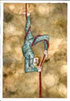 The Hanged Man by AestheticDevil